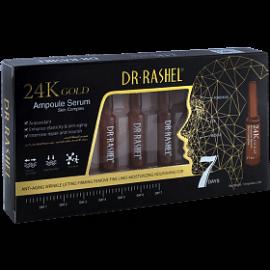 24K Gold Ampoule Serum Skin Complex 7 days