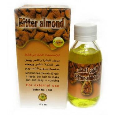 Bittre Almon Oil