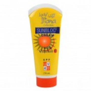 SEP Lady Diana Sunblock Cream UV 40