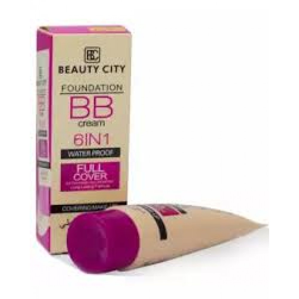 BB Cream Foundation 6 In 1