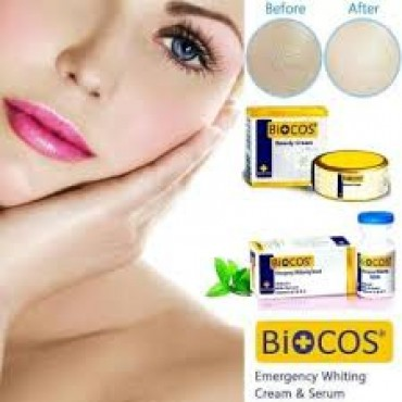 Biocos Emergency Whitening Serum