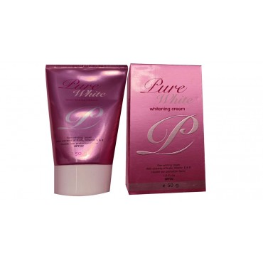 Pure feeling Whitening  cream