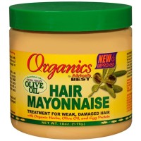 Grganics hair mayonnaise