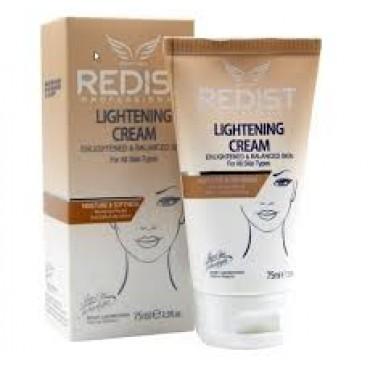 Redist professional lightening cream